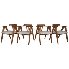 Stylish Midcentury Dining Chairs