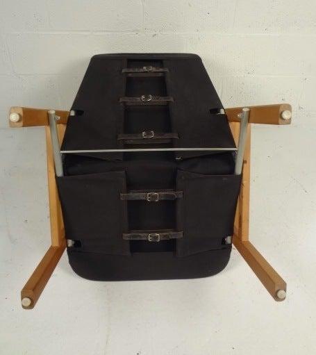 Swedish Scandinavian Modern Armchair by Botema For Sale