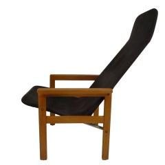 Scandinavian Modern Armchair by Botema