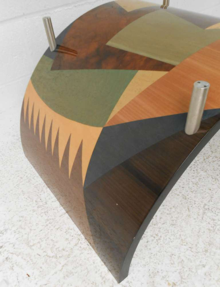 Modern style coffee table at 1stdibs for Modern chic coffee tables