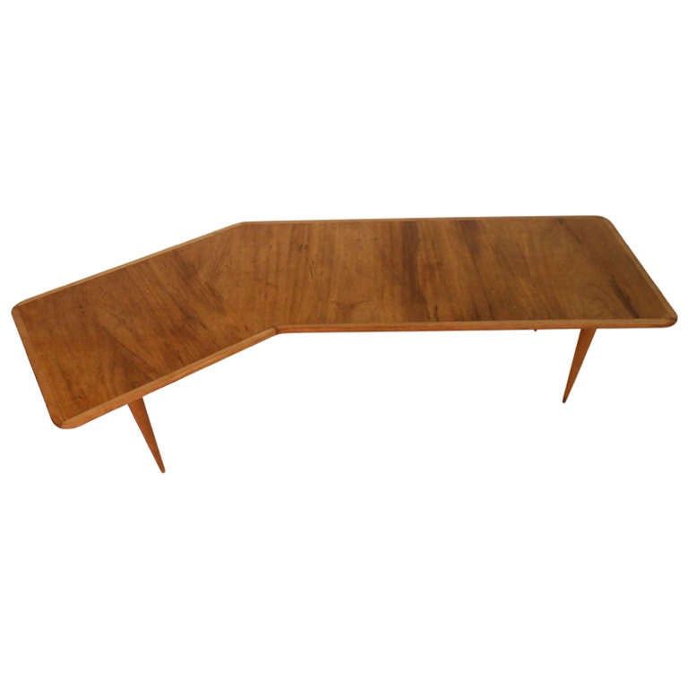 Unique Mid Century Modern Cocktail Table For Sale At 1stdibs