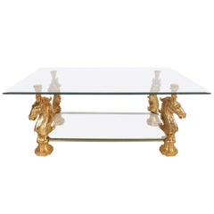 Maison Charles Style Coffee Table