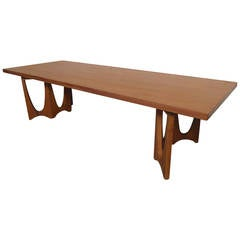 Brasilia By Broyhill Mid Century Coffee Table