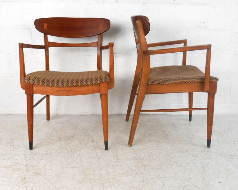 this set of lane dining chairs by andre bus is no longer available