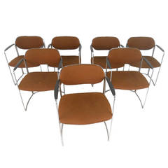 Vintage Modern Conference or Dining Chairs