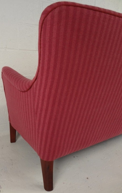 danish modern settee sofa at 1stdibs