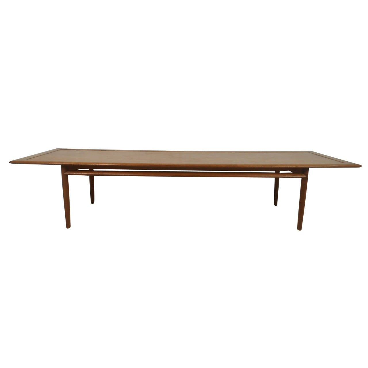 long coffee table from drexel parallel series for sale at 1stdibs