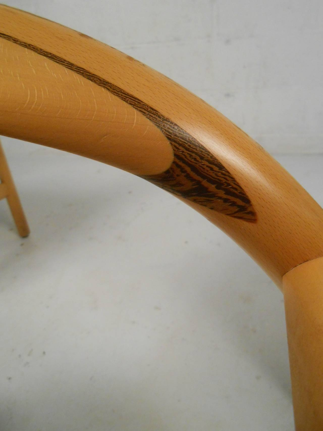 This four wishbone chairs by hans wegner is no longer available - Hans Wegner Model Pp 201 Armchairs At 1stdibs