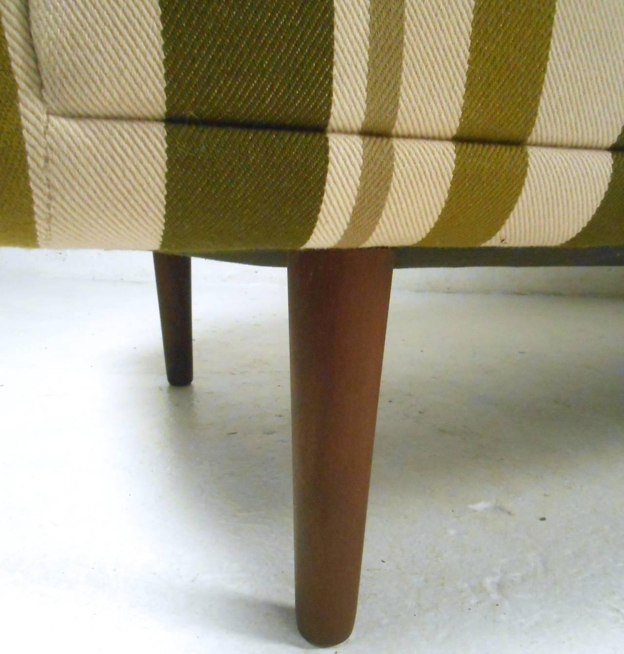 Large Danish Modern Sofa after Børge Mogensen For Sale 1