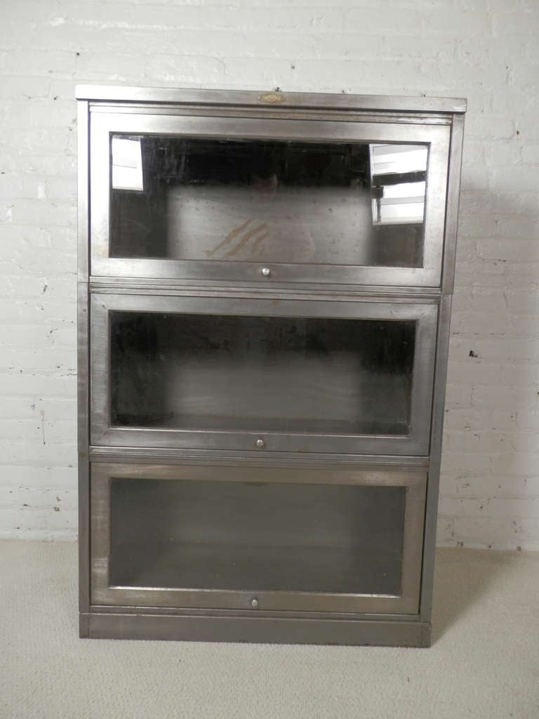 Image Result For Metal Bookcase