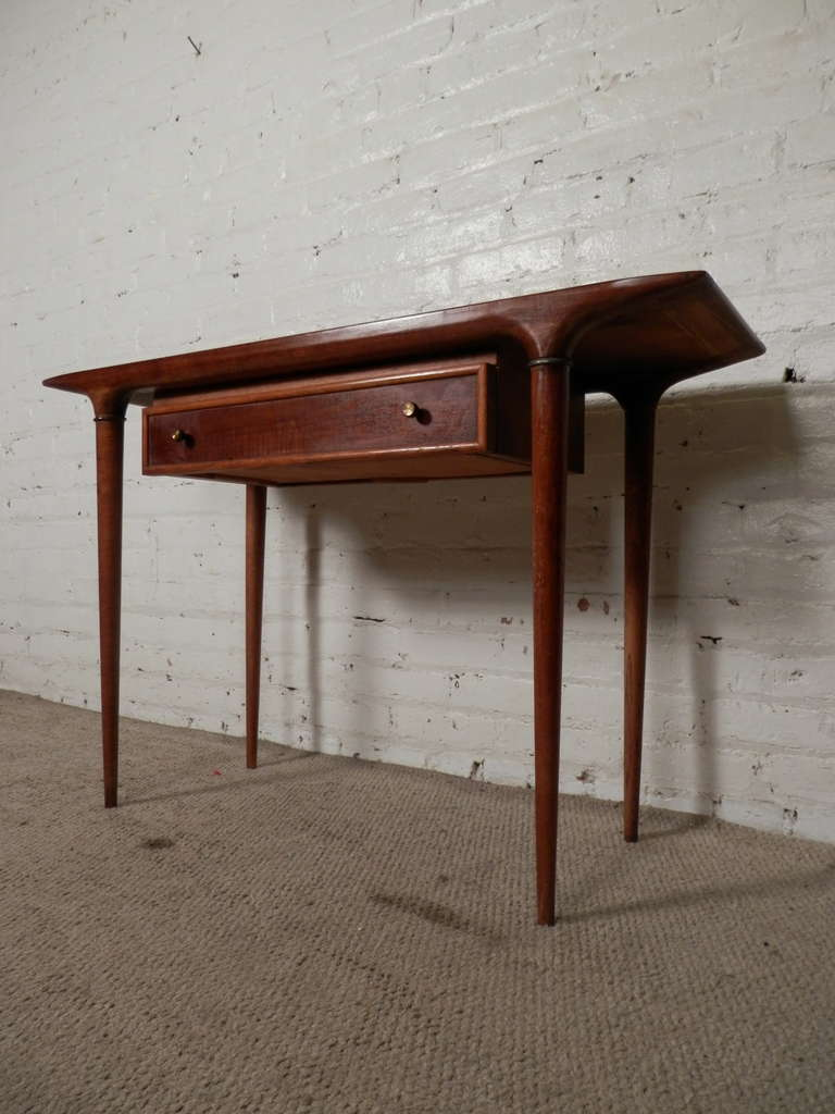 Mid Century Modern Console Table By Lane At 1stdibs