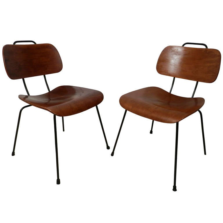 Eames Style Bentwood Chairs at 1stdibs : 824261l from www.1stdibs.com size 768 x 768 jpeg 27kB