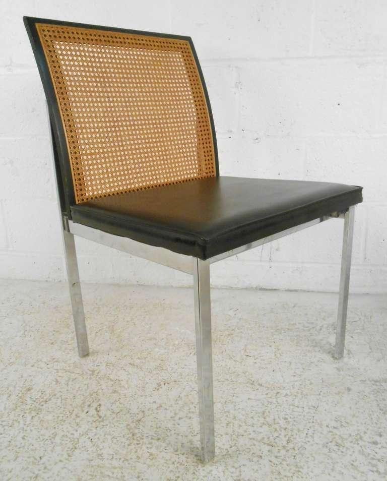 Lane Mid Century Modern Dining Chairs At 1stdibs