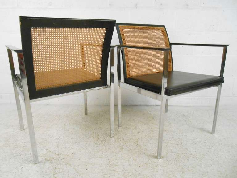 lane mid century modern dining chairs image 7