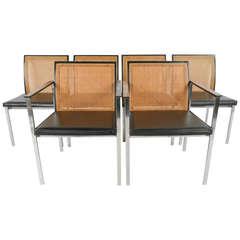 Lane Mid-Century Modern Dining Chairs