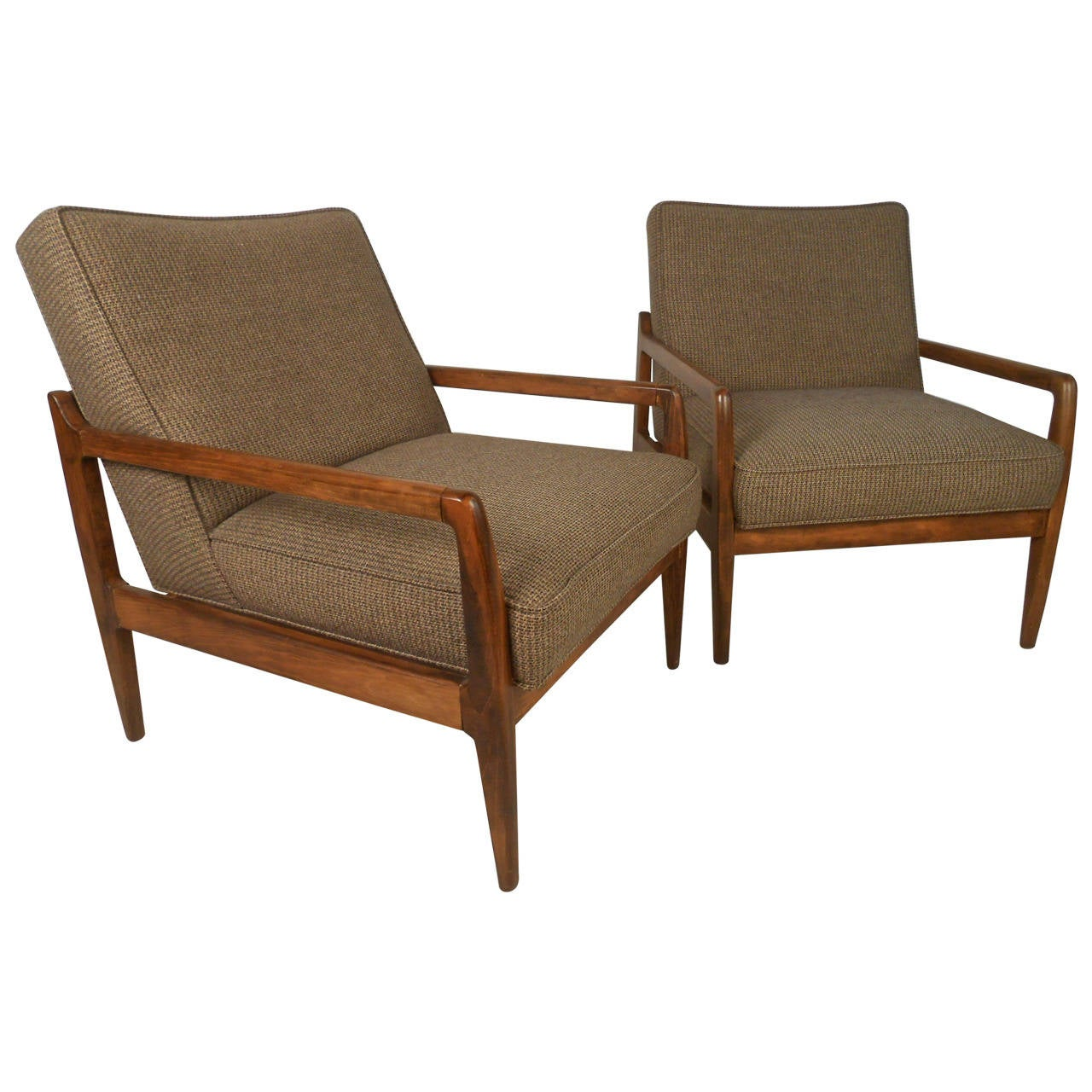 Mid Century Modern Lounge Chairs At 1stdibs