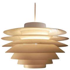 """Mid-Century Modern Svend Middelboe """"Verona"""" Lamp"""