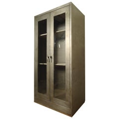 Large Industrial Double-Door Cabinet