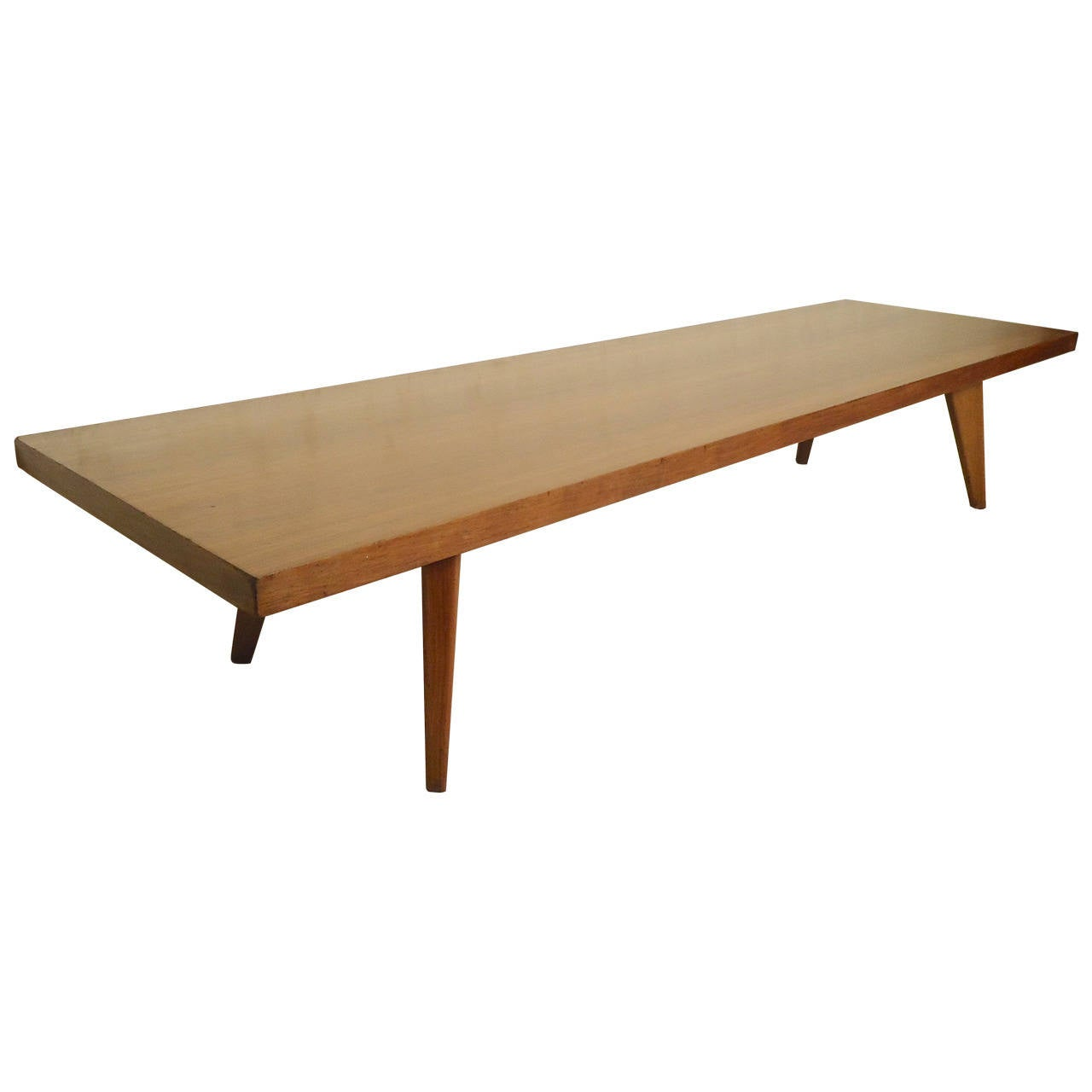 Mid Century Modern Long Coffee Table At 1stdibs
