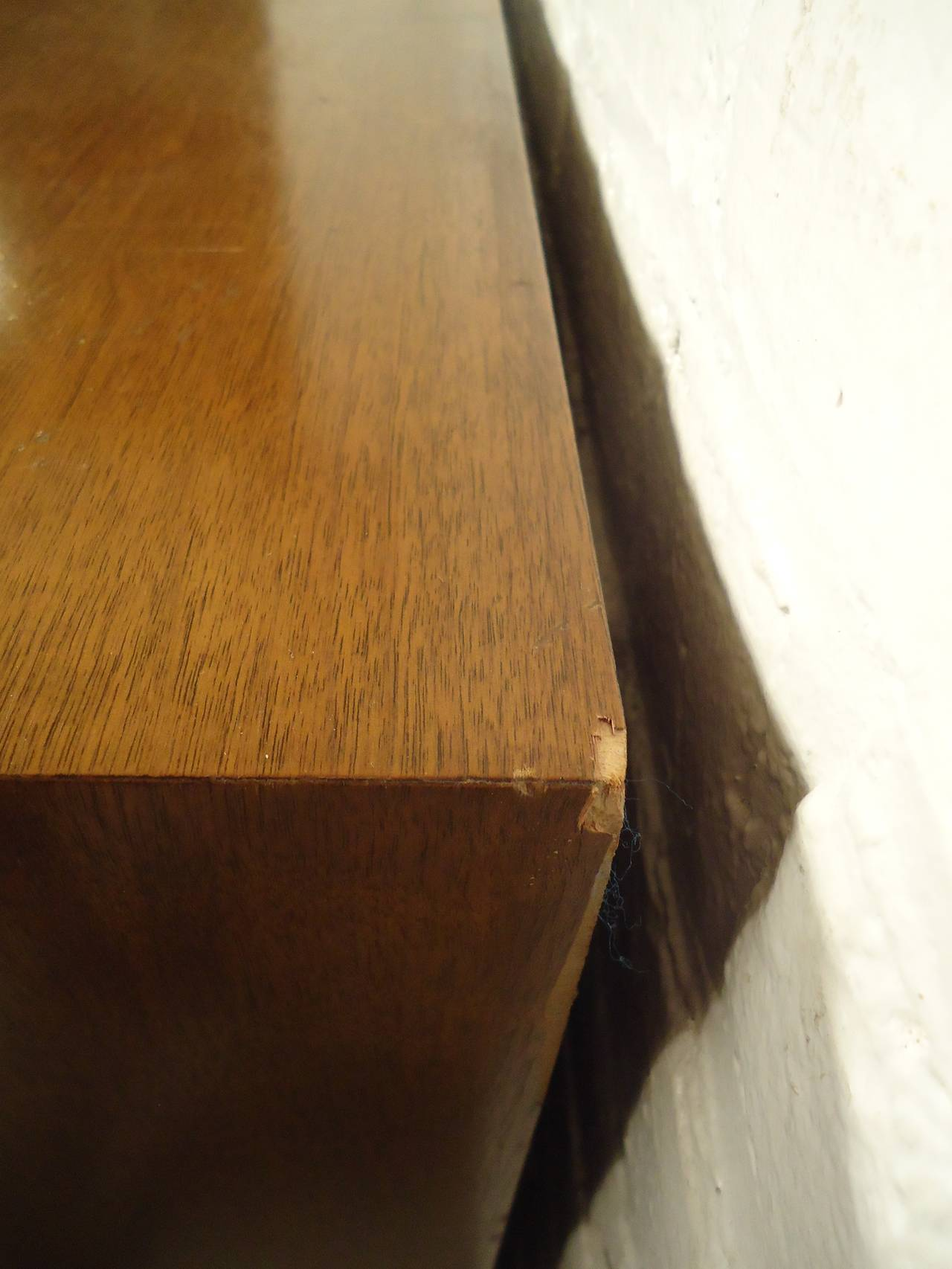 Mid-20th Century Midcentury Credenza by Cavalier with Hidden Drawers For Sale