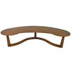 Mid-Century Modern John Widdicomb Coffee Table