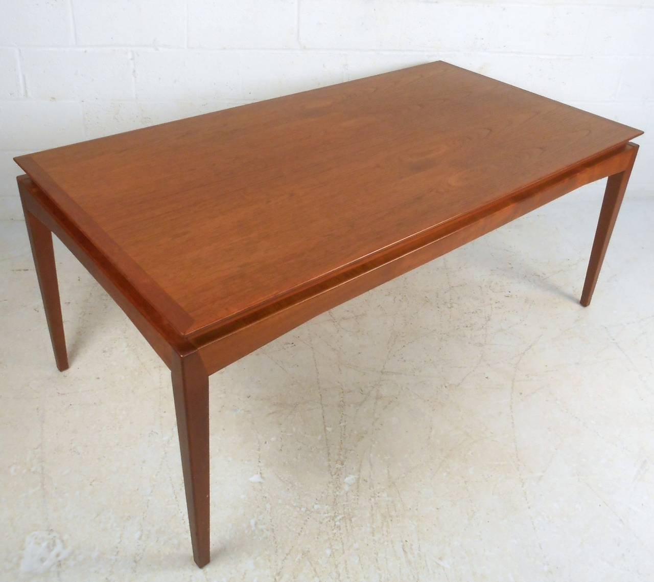 Mid Century Modern Niels Kofoed For Raymor Dining Set For Sale At 1stdibs