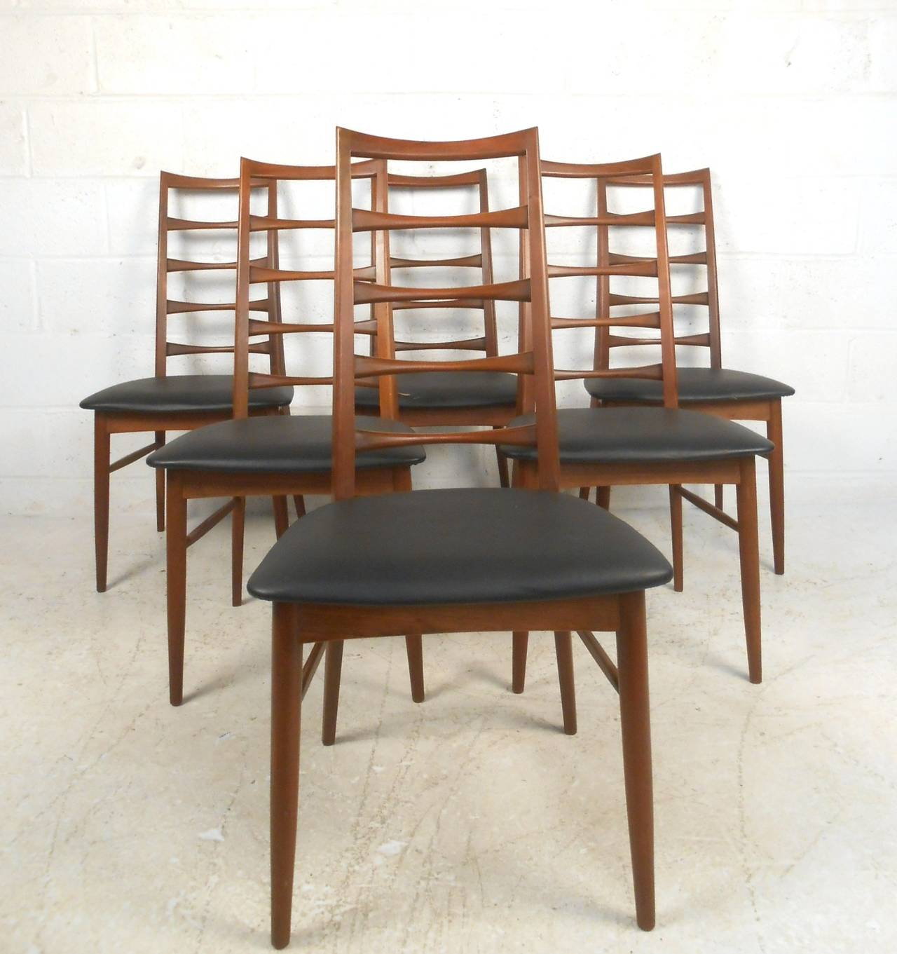 Mid Century Modern Dining Set: Mid-Century Modern Niels Kofoed For Raymor Dining Set For