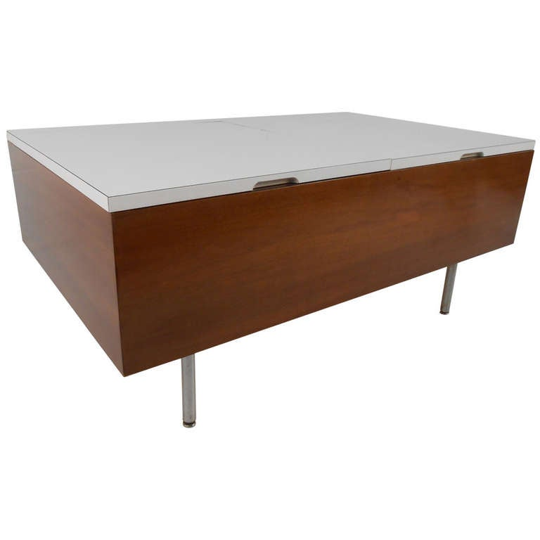 Herman Miller Storage Coffee Table by George Nelson