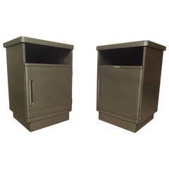 Single Side Cabinet by Steelmaster