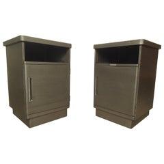 Single Side Cabinet by Steelmaster