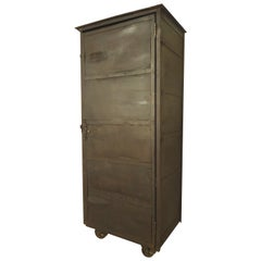 Large Metal Storage Cabinet
