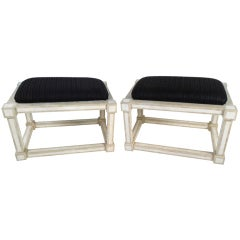 Pair of Maitland-Smith Benches