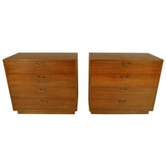 Pair of Harvey Probber Dressers