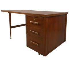 Exquisite John Widdicomb Executive Desk