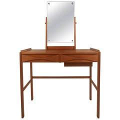 Teak Vanity by Arne Vodder