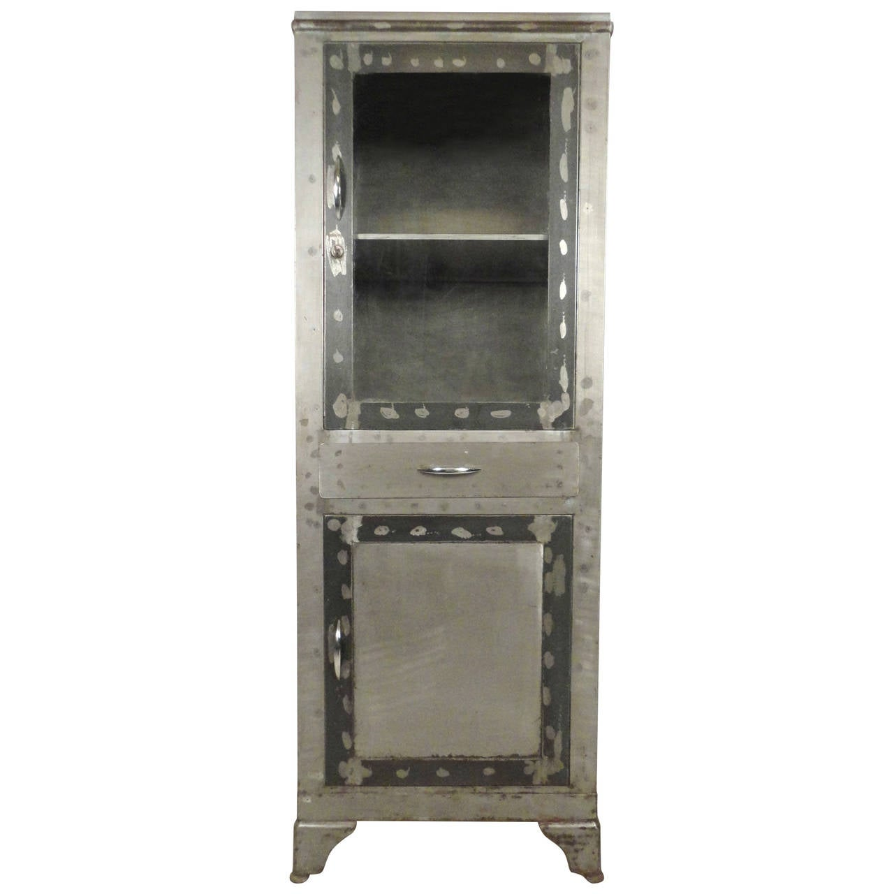 Heavy Industrial Display Cabinet