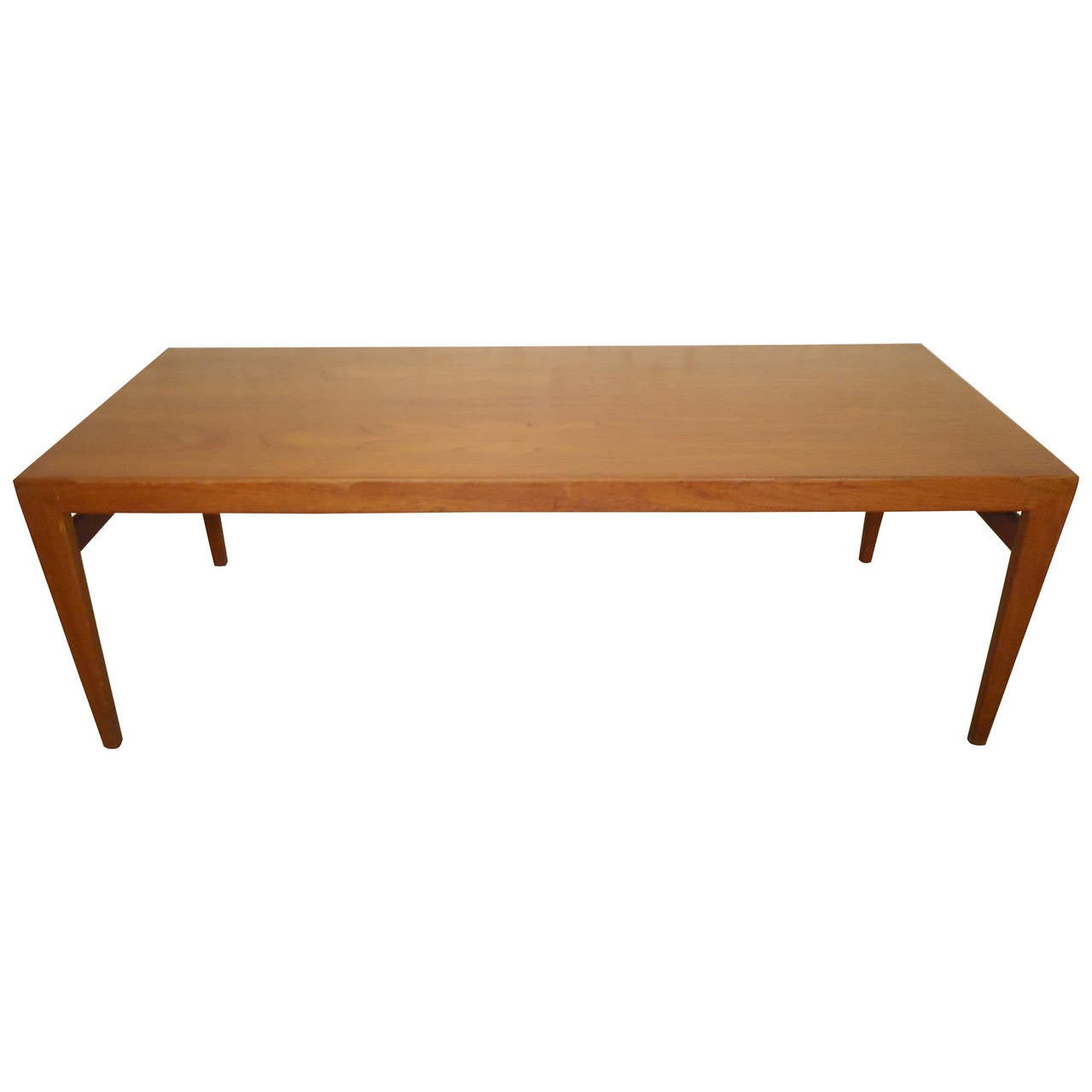 Rare Danish Extending Coffee Table For Sale At 1stdibs