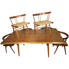 Dining Set by Nakashima