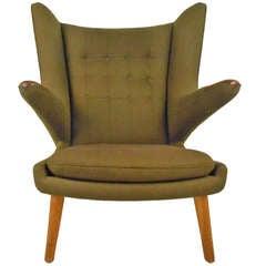 """Papa Bear"" Chair by Hans J. Wegner"