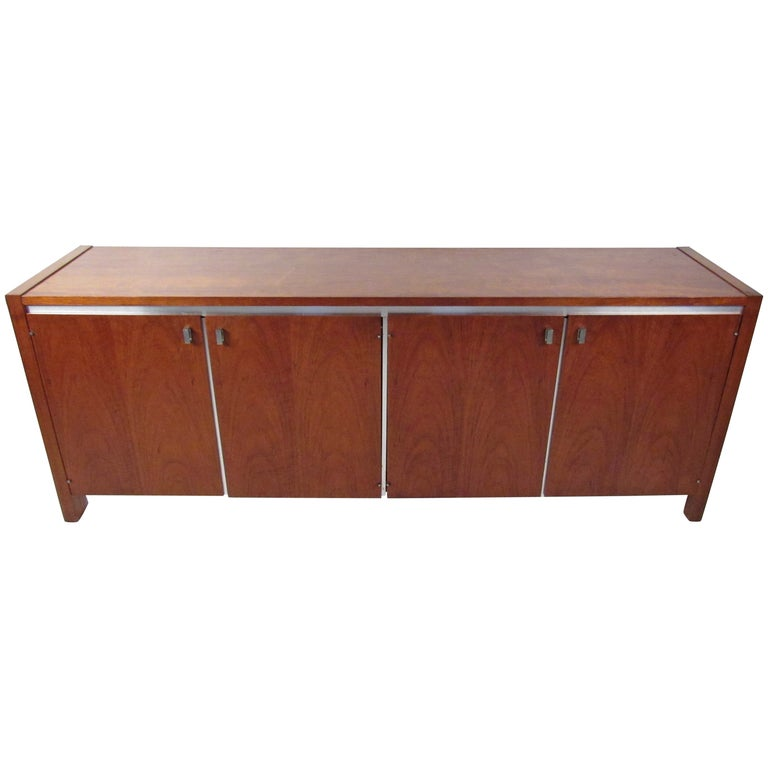 Mid-Century Credenza by Founders For Sale