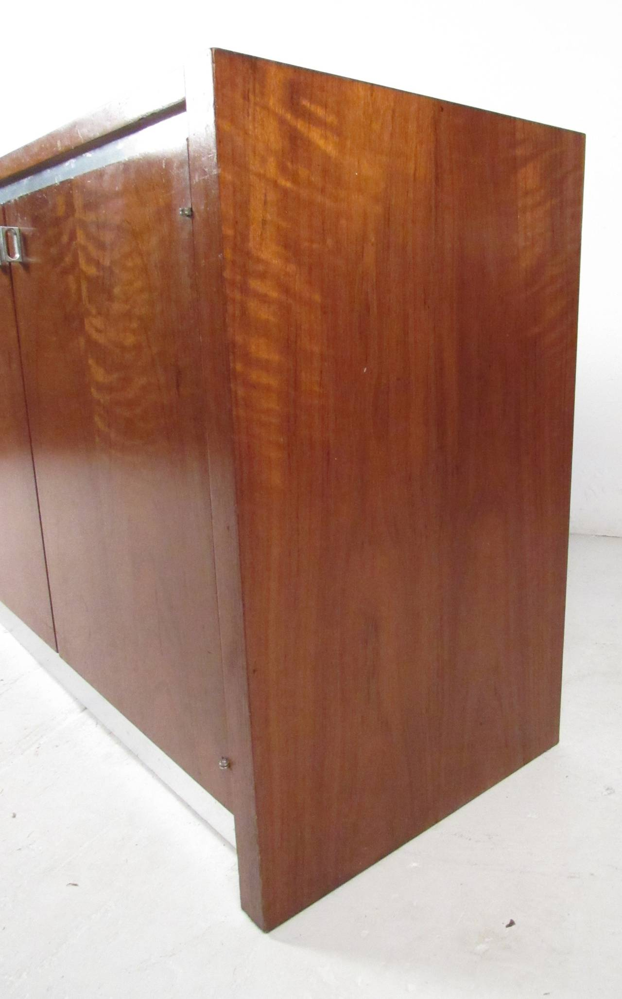 Mid-20th Century Mid-Century Credenza by Founders For Sale