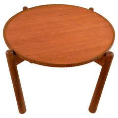 Hans Wegner Style Mid-Century Tray Table