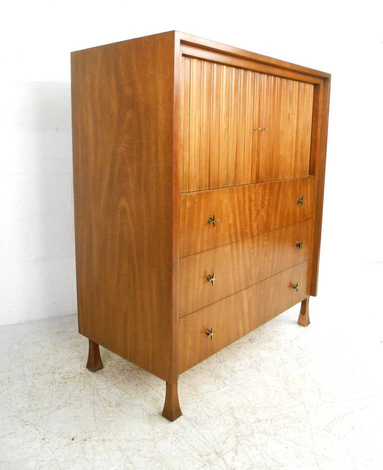 mid century modern bedroom set by john widdicomb for sale at 1stdibs