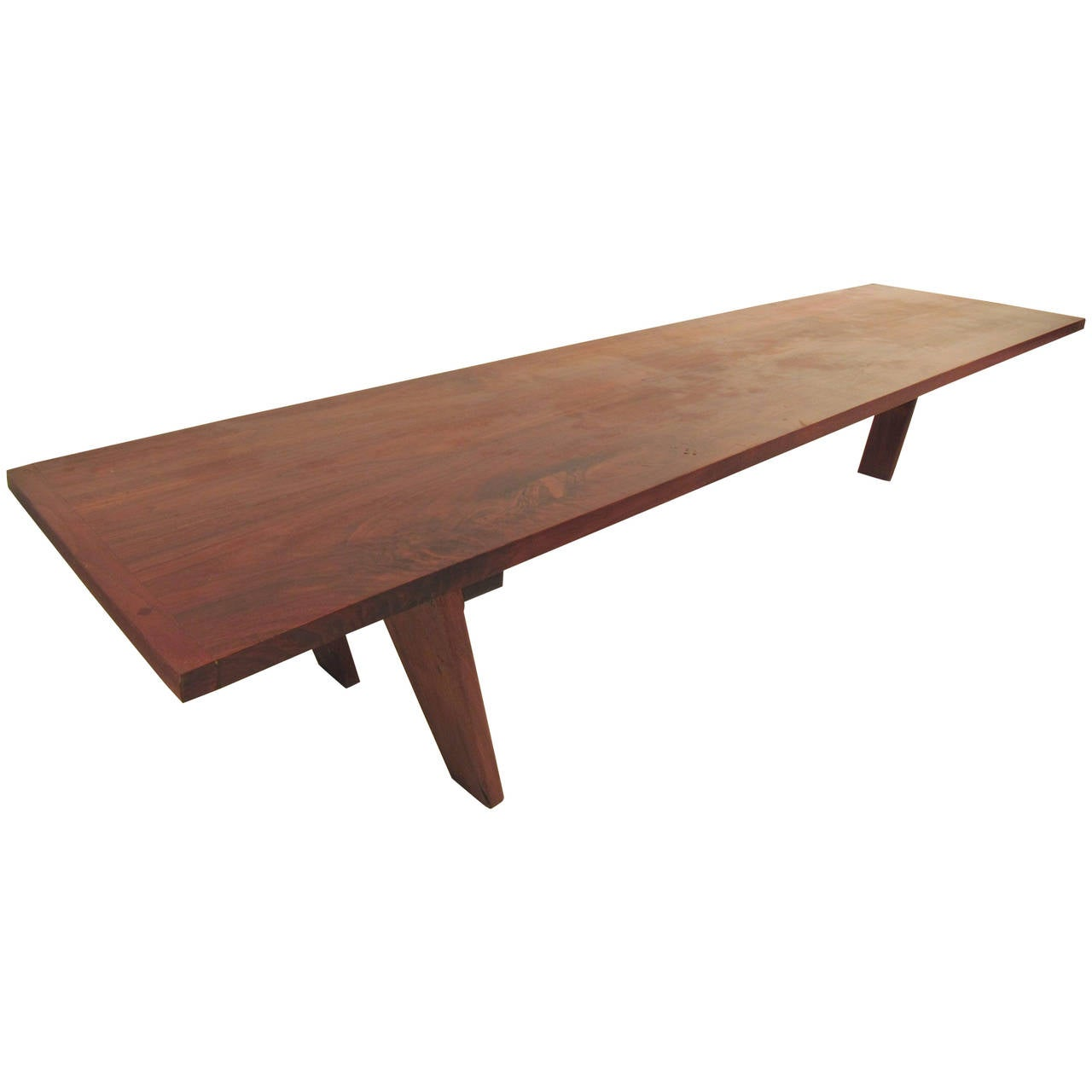 Vintage Modern Studio Made Coffee Table Circa 1959 For Sale At 1stdibs