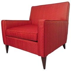 Mid-Century Modern Paul McCobb Lounge Chair by Custom Craft Inc.