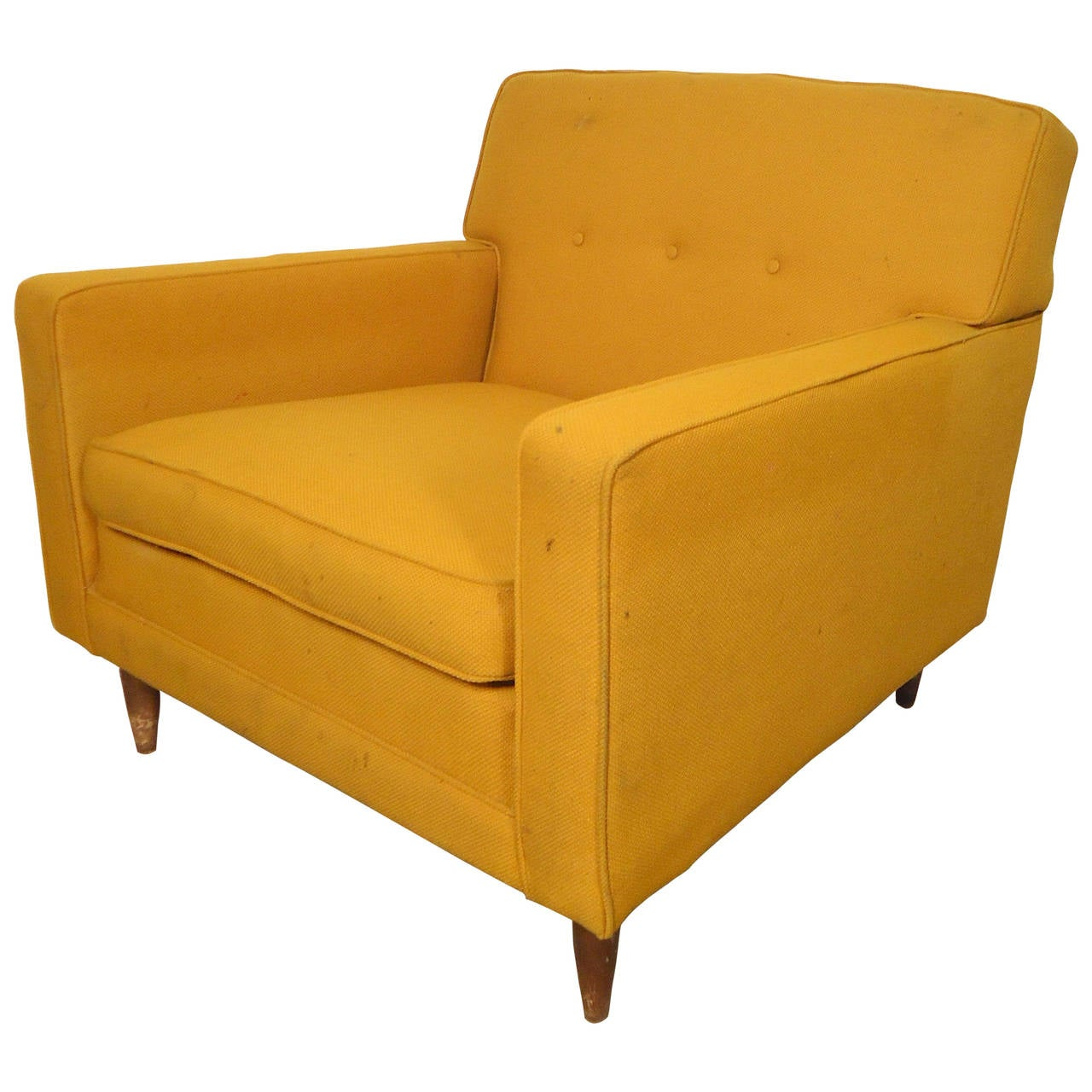 Mid Century Modern Lounge Chair For Sale At 1stdibs