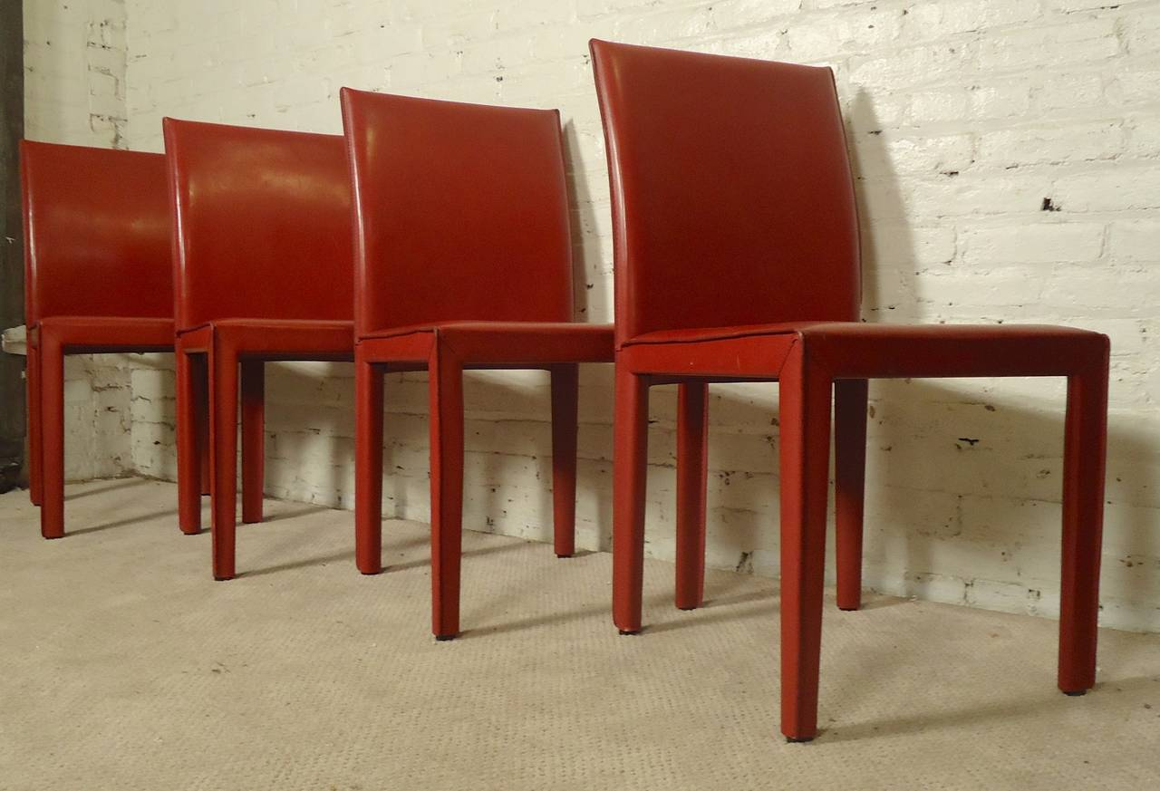 Leather Chairs By Maria Yee Inc 1