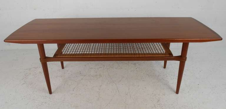 teak rattan coffee table bali with stools trunk square