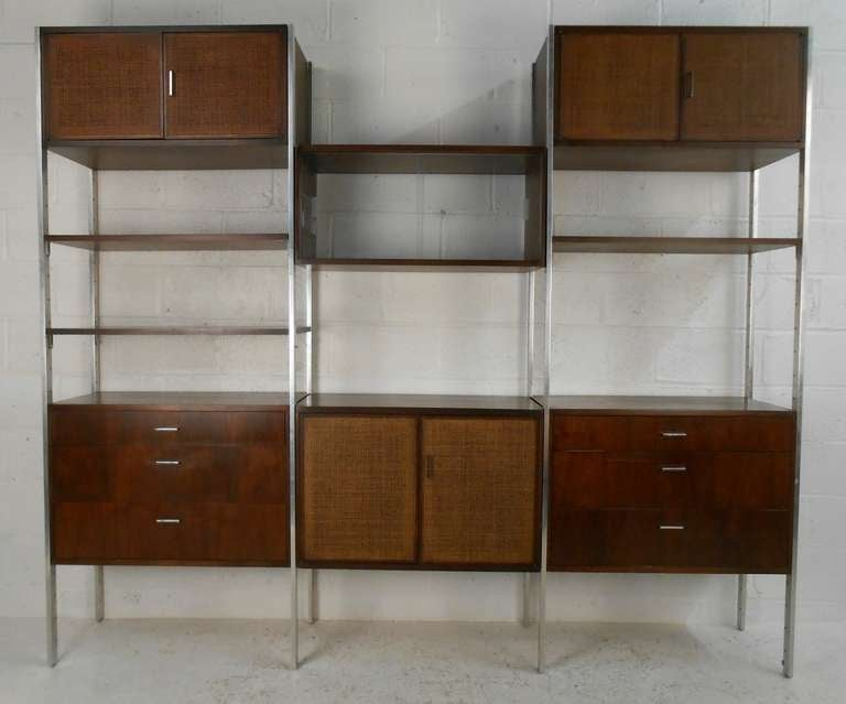 modular wall unit by founders at 1stdibs