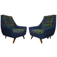 Superieur Adrian Pearsall Lounge Chairs   138 For Sale At 1stdibs